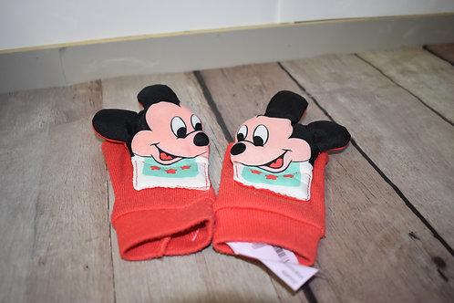 DISNEY chausson/gant hochet mickey