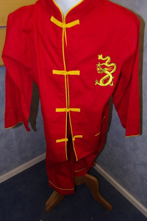 Costume chinois 4 ans