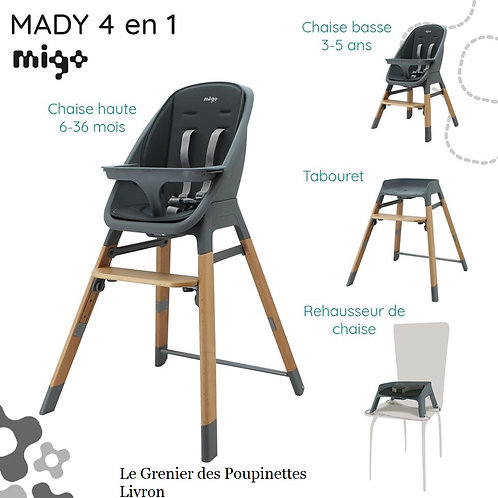 CHAISE maddy