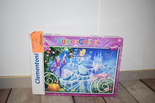 CLEMENTONI super color  2x20p