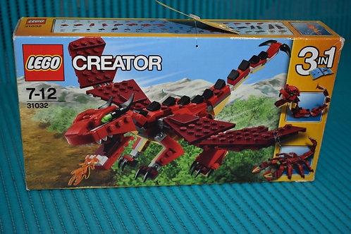LEGO CREATOR 31032