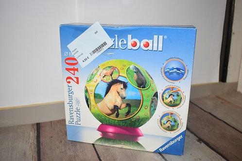 RAVENSBURGER -puzzle ball chevaux 240 p
