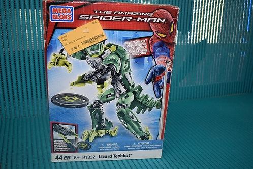 MEGA BLOCKS  spiderman