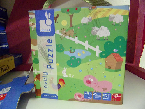 JANOD puzzles 24 p