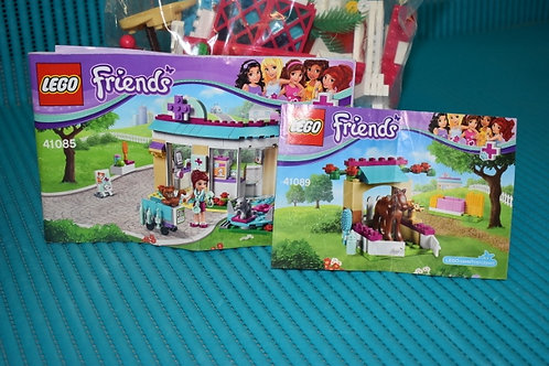LEGO FRIENDS 41085-41089