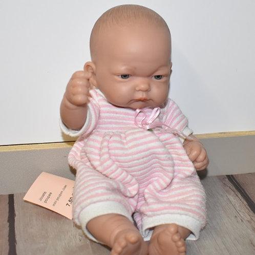 poupée réaliste dure 28 cm