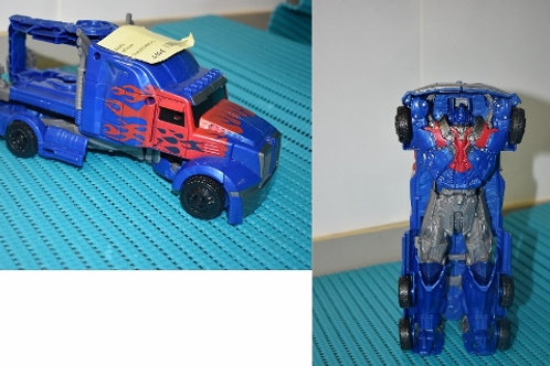 Camion transformers
