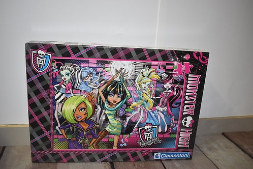 CLEMENTONI MONSTER HIGH PUZZLES 180P