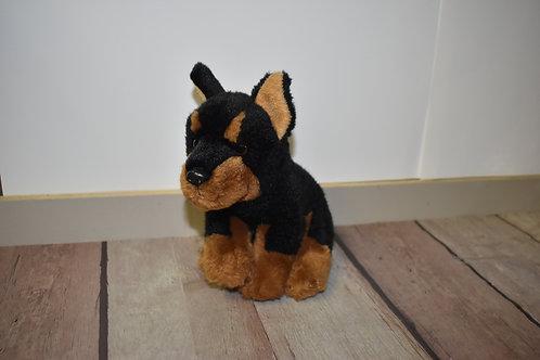 chien bébé 18 cm