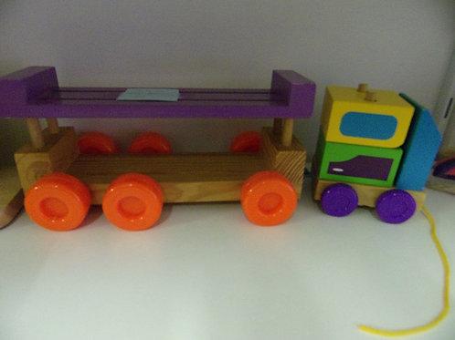 Camion à construire