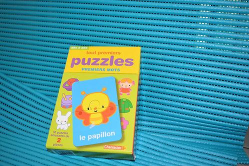 CHANTECLER tout premiers puzzles