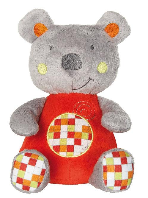 TINEO doudou musical koala