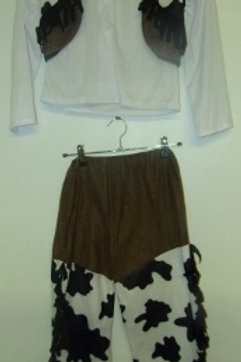 Costume cow boy 3-5 ans