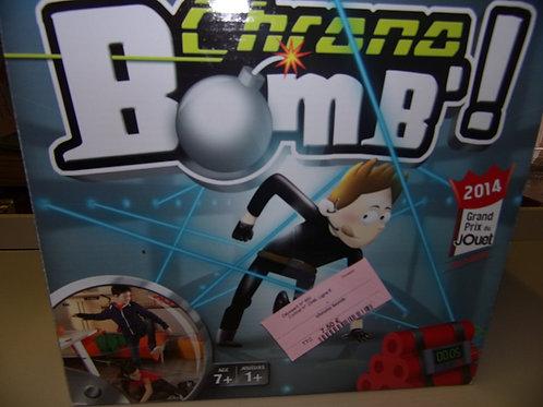 DUJARDIN chrono Bomb