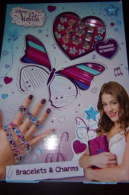 Disney bracelets VIOLETTA