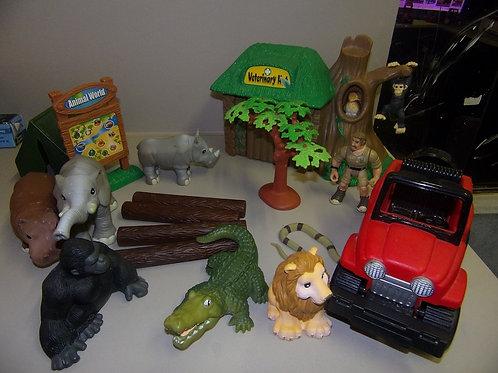 lot animal world