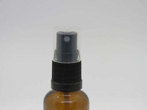 30ml, 50ml and 100ml bottle spray top
