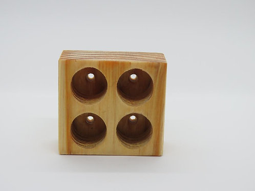 Wooden Stand 4 - small hole