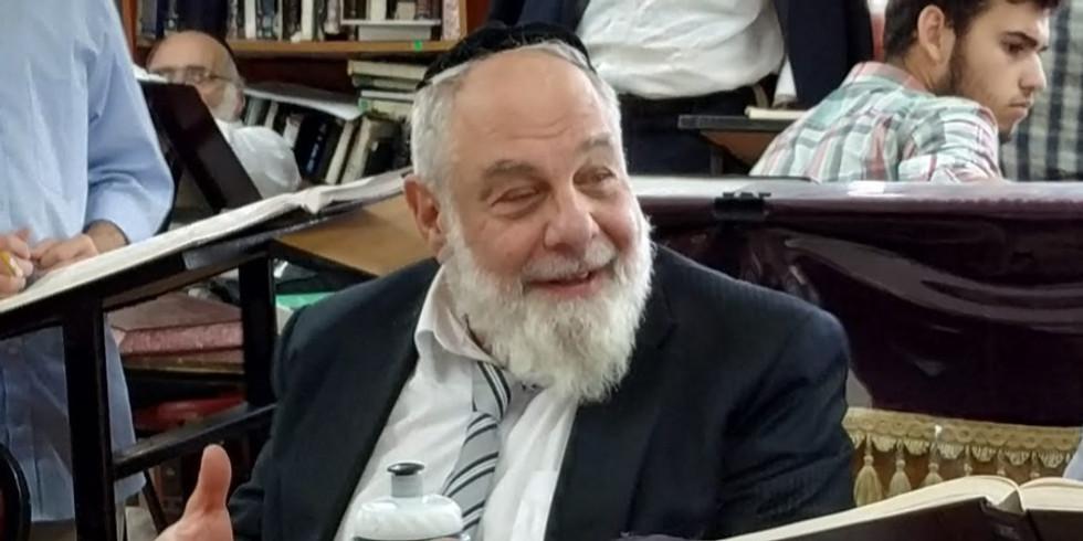 Rabbi Granofsky Live