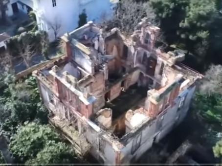 Troçki'nin Büyükada'daki Evi Bakımsızlıktan Harabe Haline Geldi