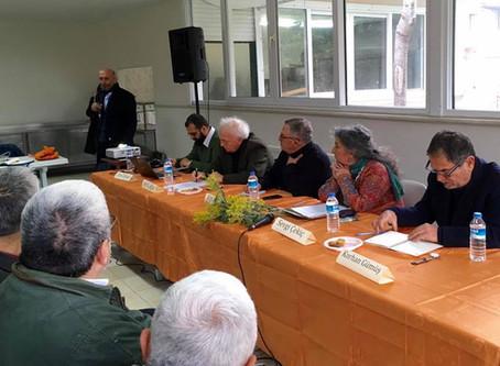 Marta Koyu Dayanışması - Panel - 2 Mart'ta Burgazada'da gerçekleşti.