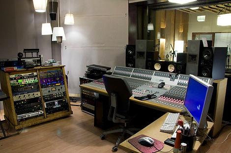 Pyramide Recording studio