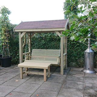 Wooden-Garden-Swing-with-Shingles