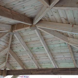 Gazebo-roof