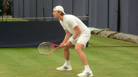 Butorac Learns About The Importance Of Focus In Practice