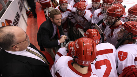 SJU Hockey: Building The Body And The Mind