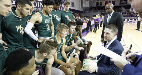 Fischer Is Building Success At William & Mary By Focusing On Values