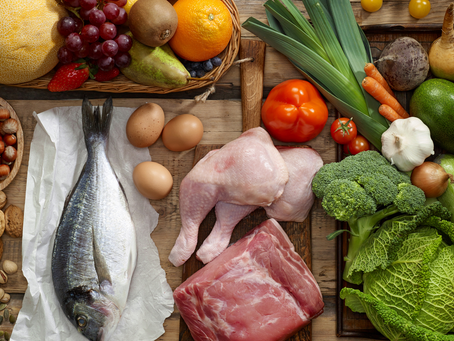 The Health Benefits of a Paleo Diet