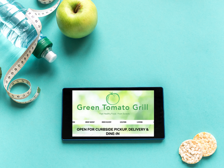 Green Tomato Grill Has Healthy Food Delivery in Orange County