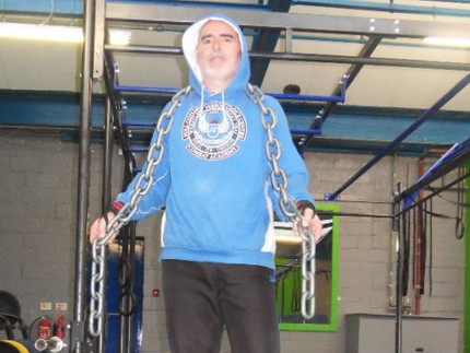 Powerlifting 35. End of week 19 summary ... gains and chains ... or maybe the ghost of Christmas pas