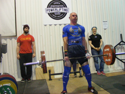 Strength Training 65. Weeks 79-81 ... new affiliate league competition review
