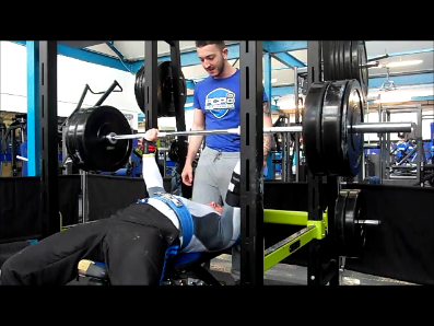 Powerlifting 48. End of week 32 summary ... rounding off the new max lifts and best of luck to Jane!