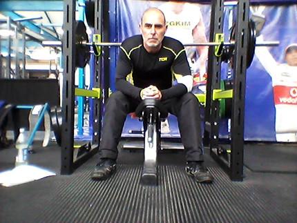 Powerlifting 2. My powerlifting training plan
