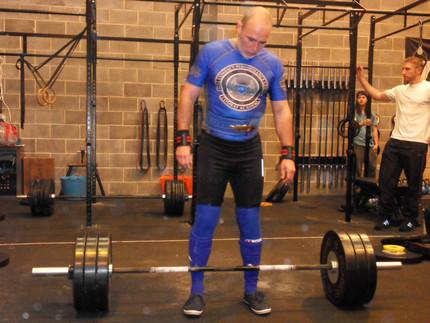Powerlifting 13. End of week 3 summary