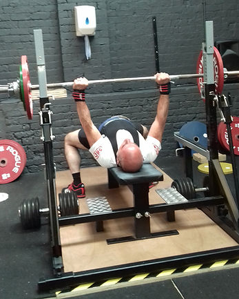 Strength Training 67  Weeks 88-96     my head fell off at
