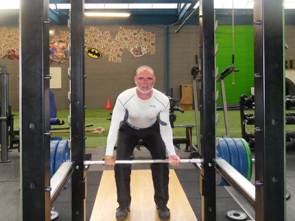 Powerlifting 3. When to push the limits? ... no time like the present!