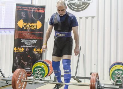 Powerlifting 53. Week 37 summary ... comp prep 5 weeks out