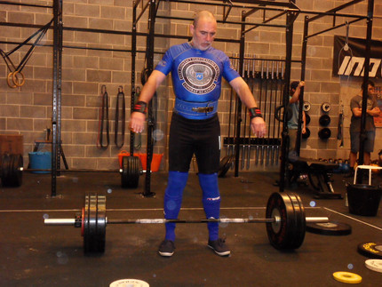 Powerlifting 11. My first powerlifting meeting - summary