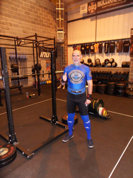 Powerlifting 24. The kit I am using