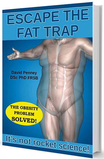 Escape the Fat Trap - it's not rocket science David Penney