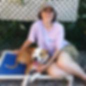 Janice and Homer 2015-08-01.jpg