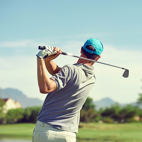 Pilates For Golf (45 Min) Online Course