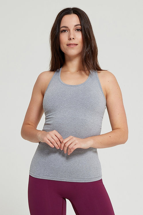 In Motion Recycled Vest Top
