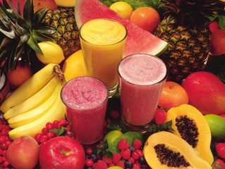 JUST THE RIGHT SMOOTHIES