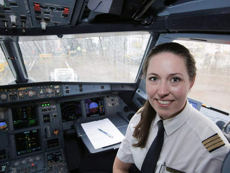 Commercial Pilot Training Open Pilot Day?