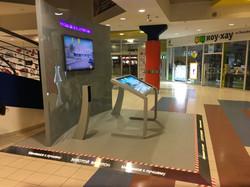 Интерактивный стенд. Навигация для торговых центров и аэропортов